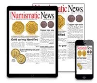 Subscribe to Numismatics News!